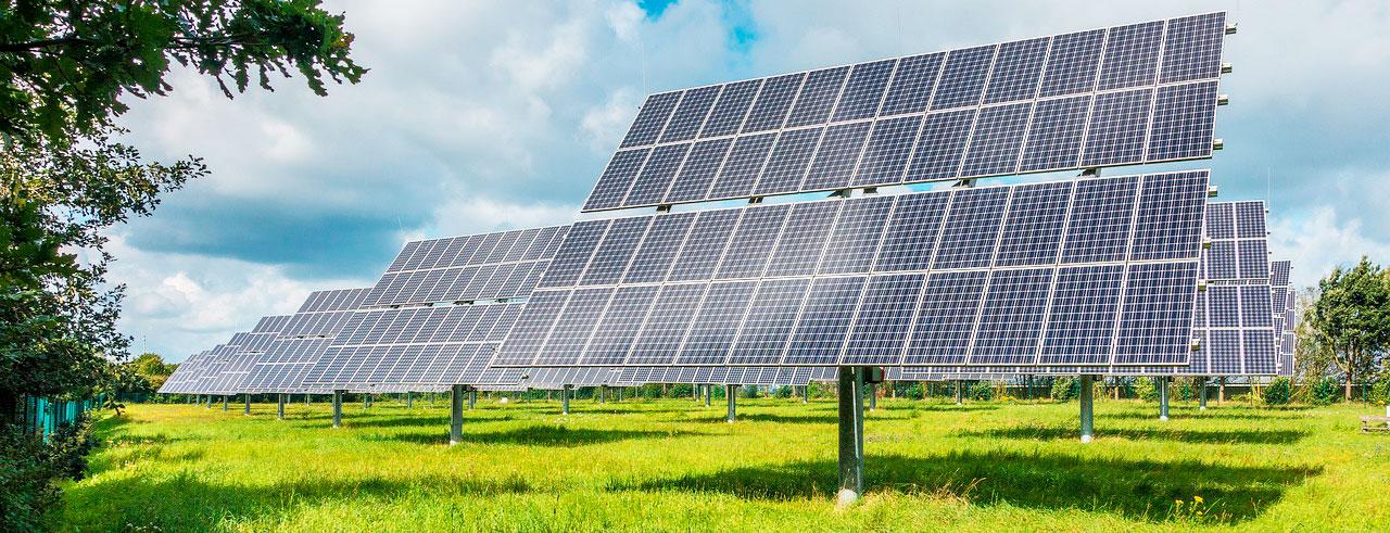 Solcelle forskning